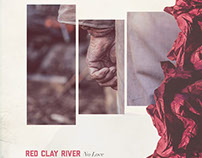 "Album cover design, ""No Love"""
