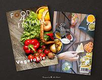 FOOD 4 FESTIVAL (vol-1)