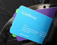 Bike Easy Branding & Website