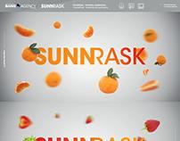 Sunn&Rask - branding and packaging