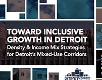 Toward Inclusive Growth