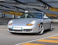 Porsche 911-996 Carrera 3.4L