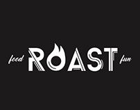 Mural para a Roast Food Fun / Perdizes SP