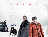 FARGO // Illustrated Poster