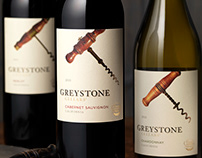 Greystone (Terlato) Wine Packaging & Logo Design