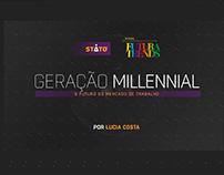STATO - Geração Millennials // Presentation