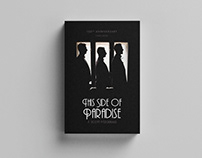 This Side of Paradise, Book Design