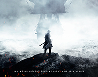 Heroes - AC IV Black Flag fanart Part II