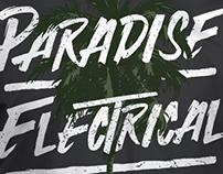 Paradise Electrical Services Apparel line 2015