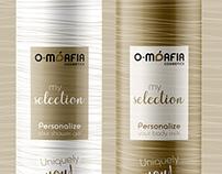 O-morfia Cosmetics - Packaging