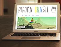 Site | Pipoca Brasil