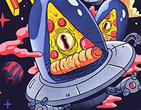 Food, space & Robots
