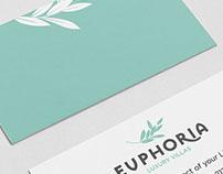 Euphoria Luxury Villas Identity