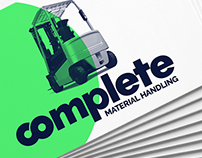Complete Material Handling - Brand Creation