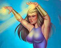 Princess Ariel - Thundarr the Barbarian