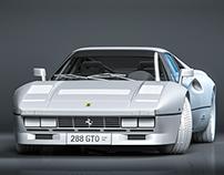 Ferrari 288 GTO/1984