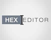HEX Edıtor Logo Design