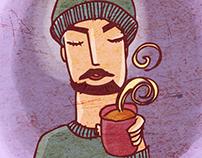 Illustration: Coffee Addicts