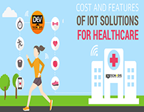 Cost and Features of IoT Solutions for Healthcare