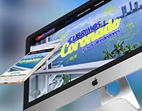 Web Design - RedControl PTY