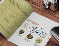 Brochure - part I, infographics (for Nasza Ziemia)