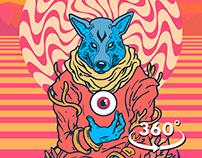Howl 1 - 360º Poster