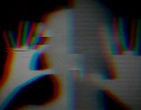 Designed teaser for music label