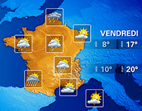 BFMTV Weather Real Time Package 2012 - 2014