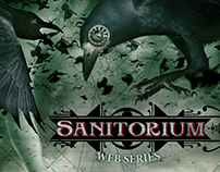 • Sanitorium -one sheet design