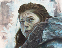 Game of Thrones Portrait Series