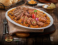 Al Sabbahi Restaurants - Food Photography (Vol. 1)