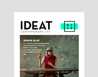 IDEAT - Editorial - Magazine