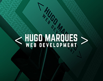 HUGO MARQUES | Visual Identity and Website