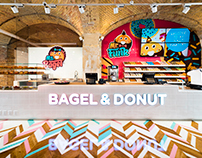 Mr.Funk & Ms. Bagel  - Donut Shop Budapest interior