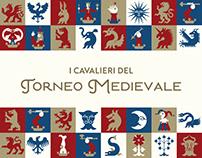 I Cavalieri del Torneo Medievale