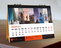 Calendar Design 2017