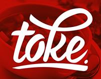 Toke: Food Line Branding and Packaging