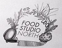 Food Studio North Branding