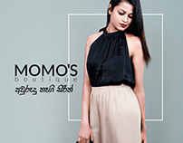 Fashion Retouching - Momo's