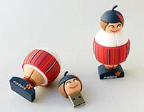 Vilhões da Madeira - Pen USB