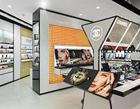 CHANEL / Boutique / Fotografía
