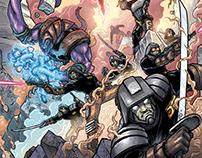 Defenders of Eden digital colours