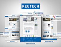 Reutech Websites Redesign