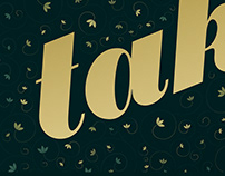 Lettering Piece