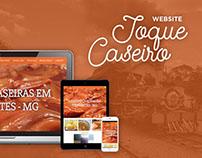 Doceria Toque Caseiro | Site
