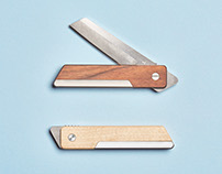 The Grovemade Pocket Knife