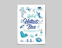 Hottest Blue