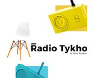 Radio Tykho - site concept