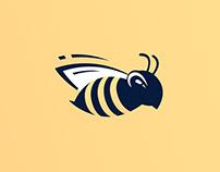 """Логотип для службы доставки еды """"Buzzolls"""""""