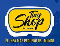 Ikea, Tiny Shop.
